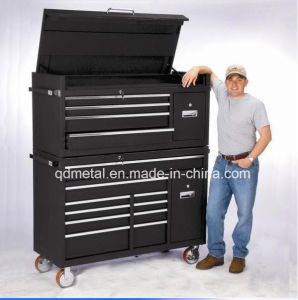Manufacturer Made Workshop Tools Cabinet with Top Tray pictures & photos