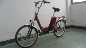 24 Inch Tire Cheap Electric Bike pictures & photos