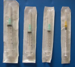 Sterile Syringe (1-60ML) pictures & photos
