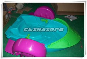 Cheap Price Human-Powered Boat for Kids Water Paddle Boats pictures & photos