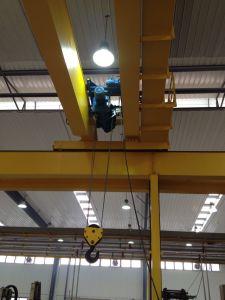High Quality Eot Traveling Crane in Machinery/Overhead Cranes/Bridge Cranes 50/20ton
