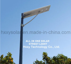 Integrated All in One Solar LED Street Light with Factory Price pictures & photos