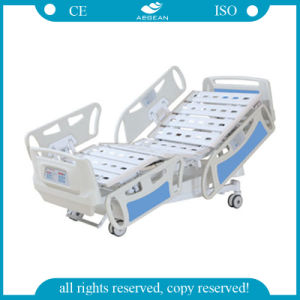 AG-By008 Multifunction Electric ICU Hospital Bed pictures & photos