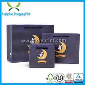 OEM Various Color Recycle Paper Bag with Logo Print pictures & photos