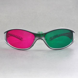 Plastic Green Magenta 3D Glasses (SN3D 040P2)