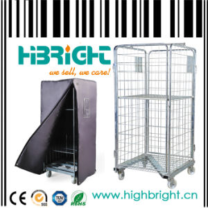 Warehouse Shopping Trolley for Supermarket pictures & photos
