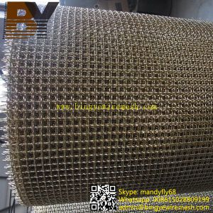 Stainless Steel Cripmed Wire Mesh pictures & photos