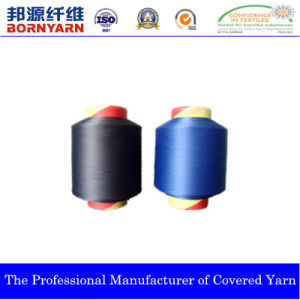Nylon Spandex Covered Yarn Produced by Qingdao Bornyarn pictures & photos