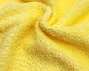 Microfiber Plain Dyed Face Towel pictures & photos