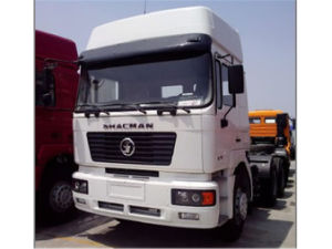 Shacman F2000 420HP 10 Tires 6X4 Tractor Truck for Sale pictures & photos