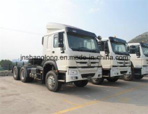 HOWO 6X4 40t Trailer Head 371HP Tractor Truck (ZZ42573241W) pictures & photos