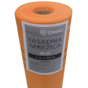 Orange Fiberglass Mesh Netting with CE Certification Fiberglass Mesh