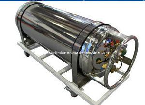 XL45 Horizontal Cryogenic LNG Storage Tank pictures & photos