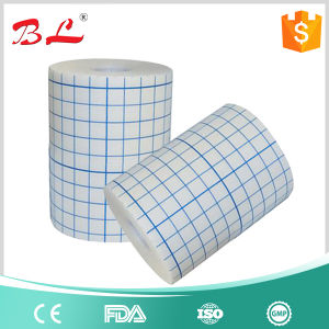 Hypafix Nonwoven Adhesive Plaster Dressing Retention Sheet 4inx10yds pictures & photos