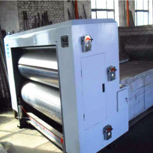 Corrugated Paperboard Rotary Die Cutter Machine pictures & photos