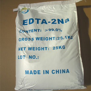 Ethylenediaminetetraacetic Acid Disodium Salt Dihydrate Chelating Agent pictures & photos