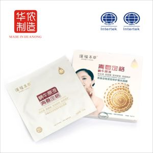 OEM Skin Care The Most Effective Firming Snail Secretions Silk Facial Mask