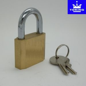 Brass Padlock (1208) pictures & photos