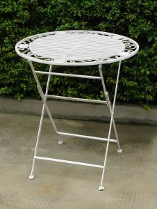 Round Metal Table Vintage Garden Furntiure pictures & photos