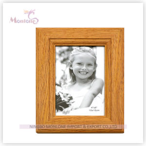 10*15cm Promotional Gift Photo Picture Frame (Density Fibre Board) pictures & photos