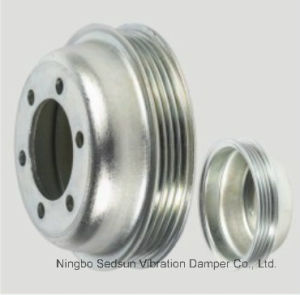 Crankshaft Pulley / Torsional Vibration Damper for Peugeot 0515. S5 pictures & photos
