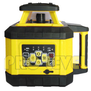 Automatic Leveling Dual Grade Rotary Laser Level (TRL 134) pictures & photos