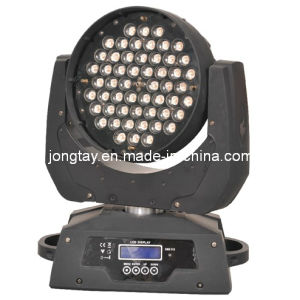 54PCS 3W 3in1 LED Zoom Moving Head (JT-218)