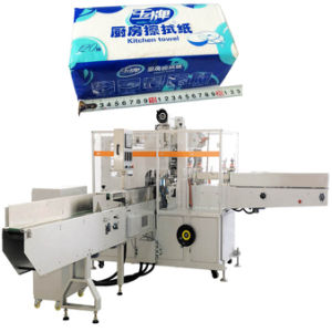 Napkin Packaging Machinery Tissue Paper Packaging Equipment pictures & photos
