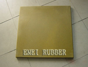 Heavy Duty Commercial Rubber Flooring Tiles pictures & photos