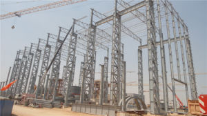 Steel Structure Workshop /Steel Structure for Africa (ZY305) pictures & photos