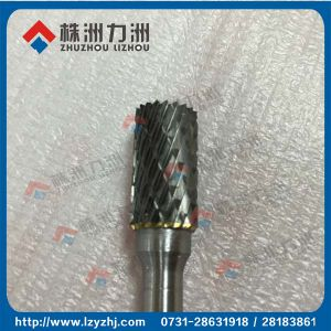 Dental Tools Gold-Plated Carbide Rotary Burrs