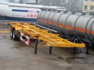 Tri-Axle Truck Chassis Frame Manufacturers pictures & photos
