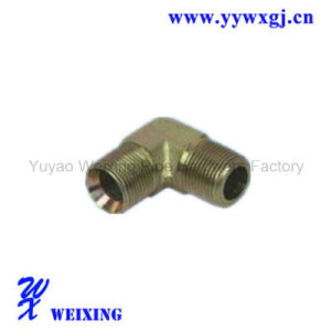 CNC Straight, Elbow, T Type Hose Fitting Air Pump Hydraulic Fitting