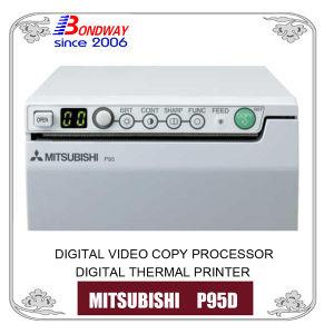 Monochrome Video Printer, World Compatibility, USB Socket, Mitsubishi