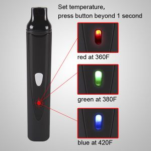 2200mAh Battery Dry Herb Wax Titan 1vaporizer Pen Wholesale pictures & photos