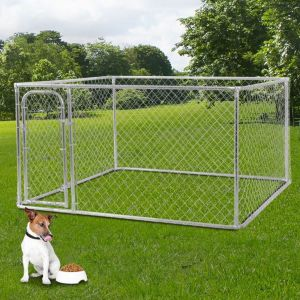 Dog Fence For Sale Cheap China 183m 6ft High Chain Link Dog Fence For Sale