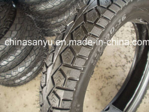 Motorcycle Tire (110/90-16-4/6pr)