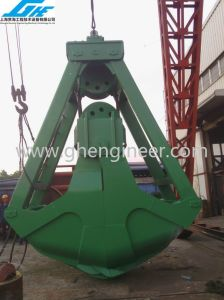 High Quality Underwater Dredging Grab (GHE-UDG) pictures & photos