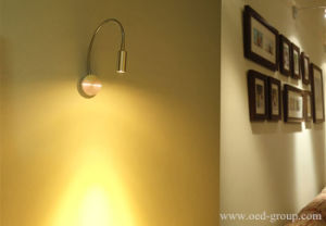 3W Flexible Pipe LED Spot Light, LED Picture Lamps, LED Mirror Lamp in Hotel From China pictures & photos