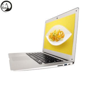 Fox I7 Laptop, 4GB+128GB 14 Inch Ubuntu System Support Windows 10 Intel I7-4500u Dual Core pictures & photos
