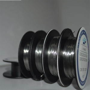 K-A1 Round Resistance Wire 18 20 22 24 26 28 30 32 Gauge 25′ 50′ 100′ Ft pictures & photos