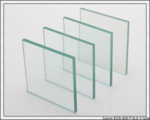 6.38-42.30mm Laminated Glass Safety Glass with Ce/SGS/ISO Certificate pictures & photos