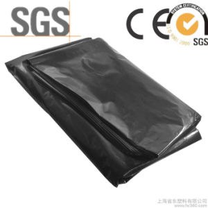 Large Recyclable Degradable Garbage Bags / Black Garbage Trash Bag pictures & photos