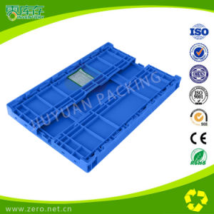 Plastic Crate Container for Workshop Storage Warehouse pictures & photos