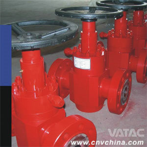 High Performance Non Rising Stem API 6A Gate Valve pictures & photos