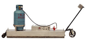 Asphalt Reheat System