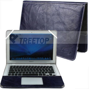 Treetop Genuine Leather Sleeve for 11.6 Inch MacBook Air Case