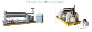 Mechanical Bending and Rolling Machine (W11 20X2500) pictures & photos