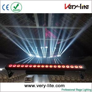 Lowest Price DMX RGB LED Wall Washer Light 18*12W