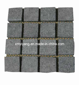 Flamed Black Basalt Tiles for Paving Stone and Gardening pictures & photos